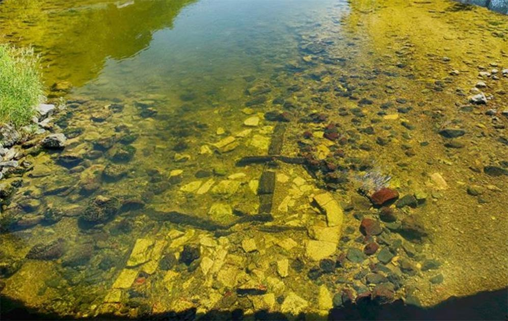 Local History Enthusiasts Discover Oldest Medieval Scottish Bridge