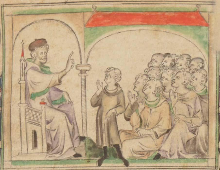 medieval origins of fuck you