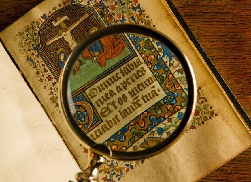 Medieval manuscript. Credit: Andrzej Solnica / Adobe Stock