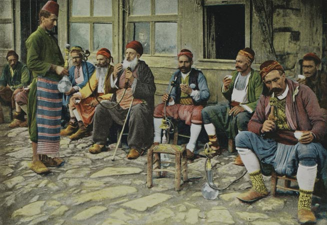 Ottoman Use medicinal use of narcotics unearthed at ottoman archaeological