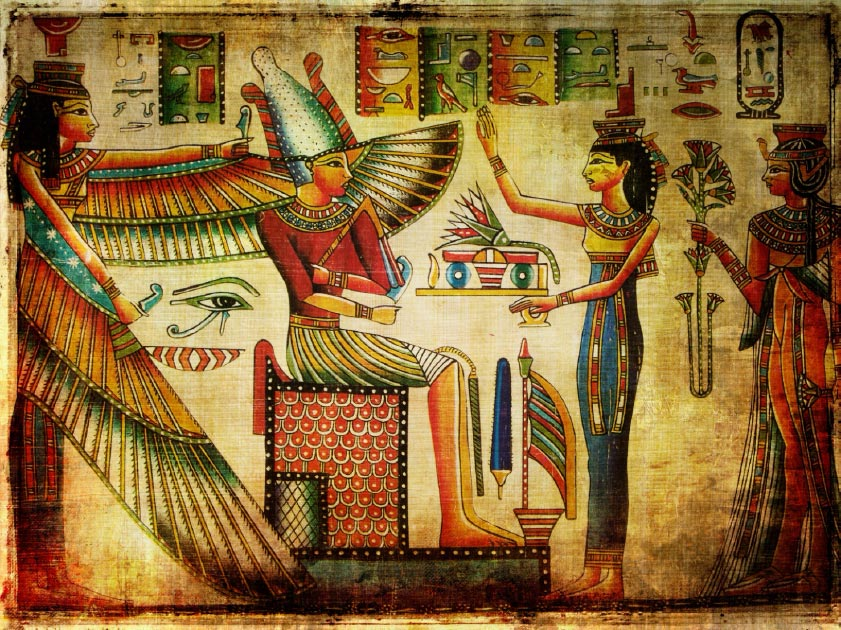 The claim that Merit Ptah is the first known female physician has been called into question.    Source: Freesurf / Adobe Stock