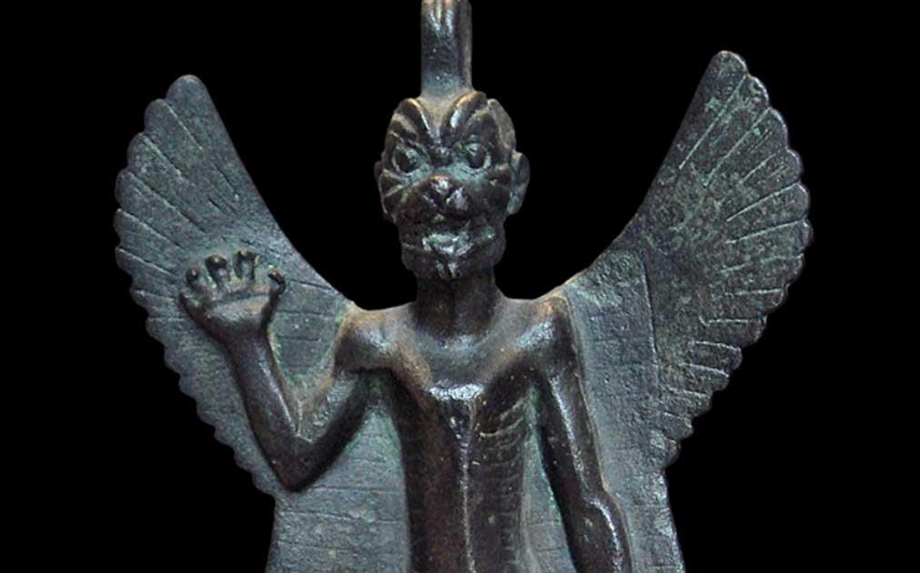 Mesopotamian Ghostbust...