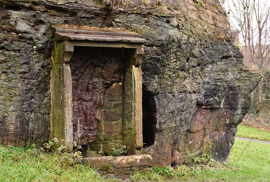 Remarkable Survival of Minerva's Ancient Shrine Through the Ages