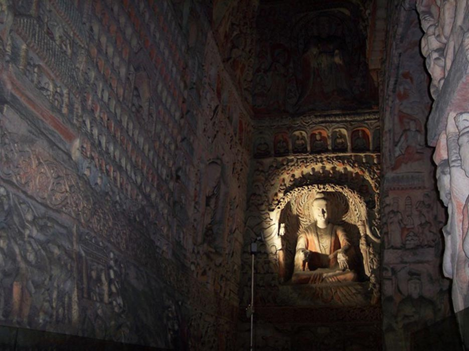 The Mogao Grottoes in China, the Legendary Home to a Thousand Buddhas and a Hidden Library
