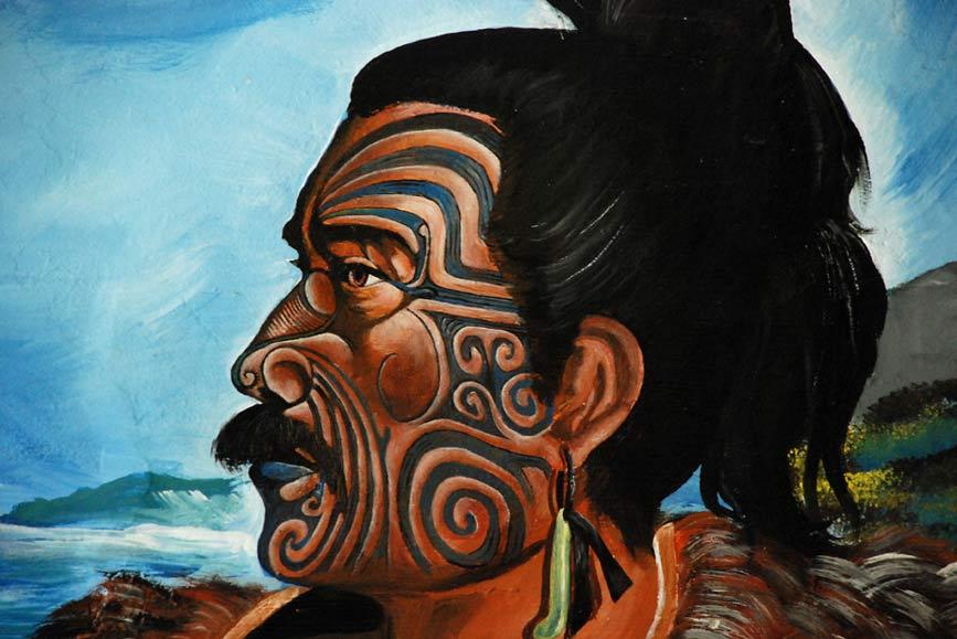Maori Mythology: Mokomokai: Preservation Of The Tattooed Maori Heads Of New