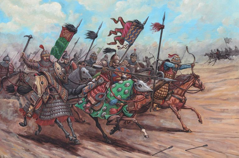 Image result for mongol empire