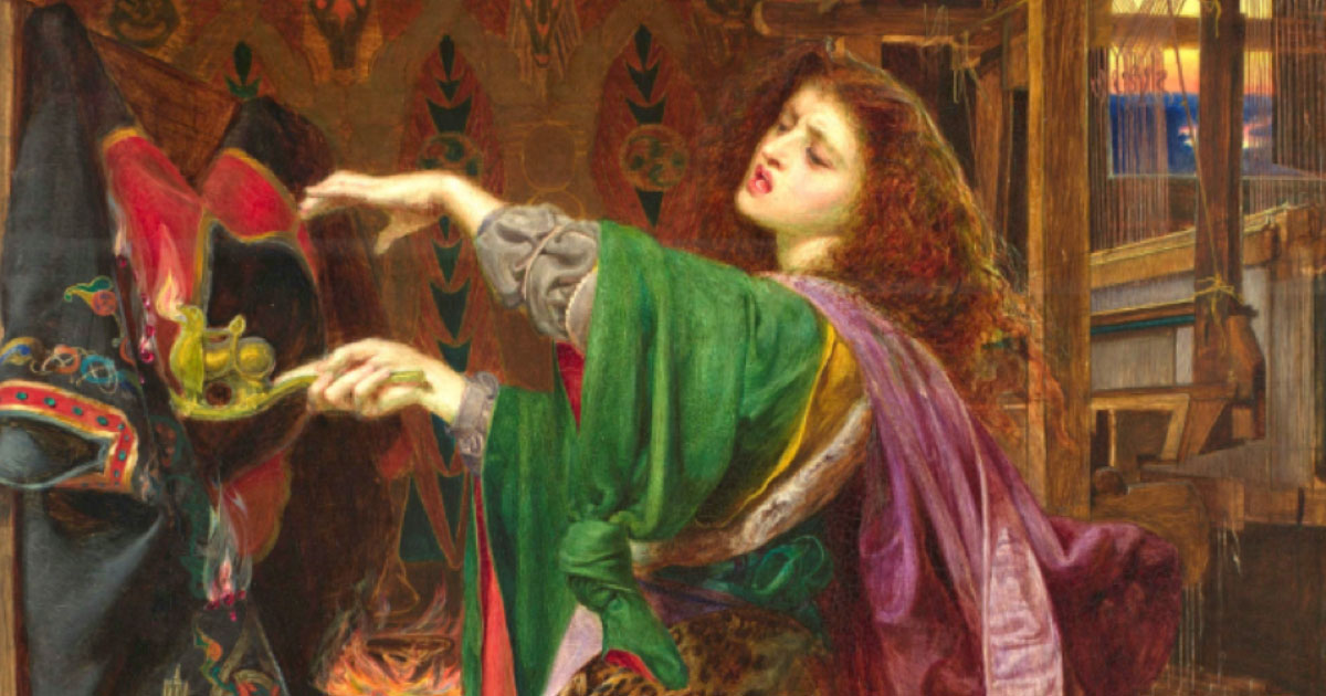 Morgan le Fay: How Arthurian Legend Turned a Powerful Woman from ...