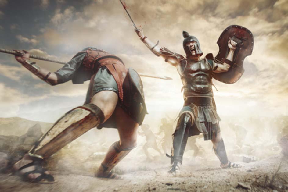 Myrmidons were the mythical 'Ant Army' of Achilles. Source: Fotokvadrat / Adobe Stock