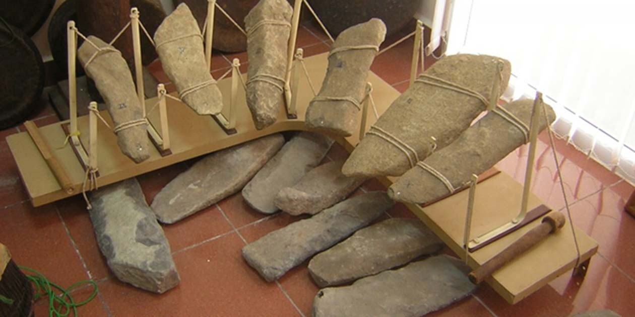 The Mysterious Lithophones of Vietnam: Descendants of the First Musical Instruments?