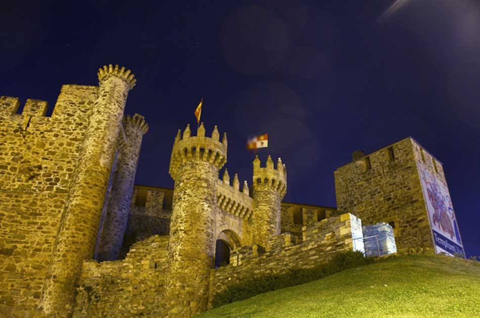 The Mysterious Stories Of Castle Ponferrada Knights Templar The