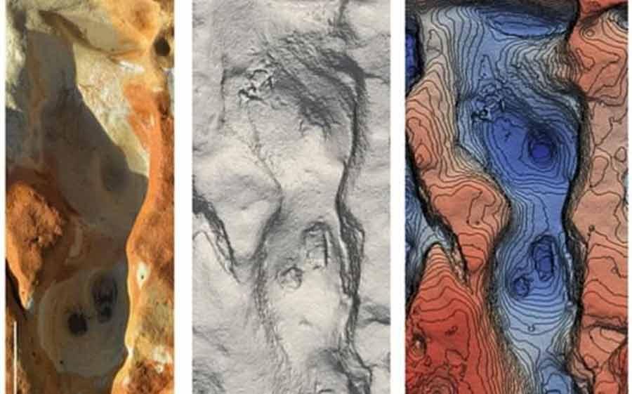 100,000-Year-Old Neanderthal Footprints - Dancing, Hunting, Or Noodling?