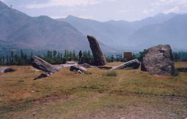 Yacimiento neolítico de Burzahom
