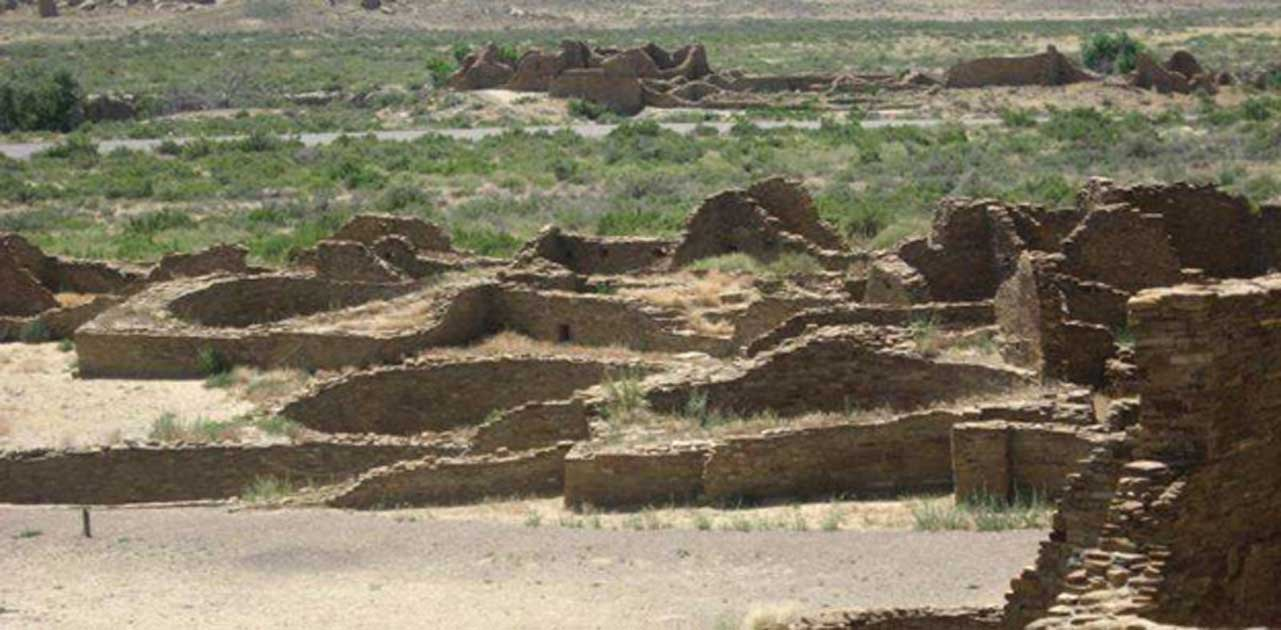 What sounds did the people of Chaco Canyon hear during daily life?