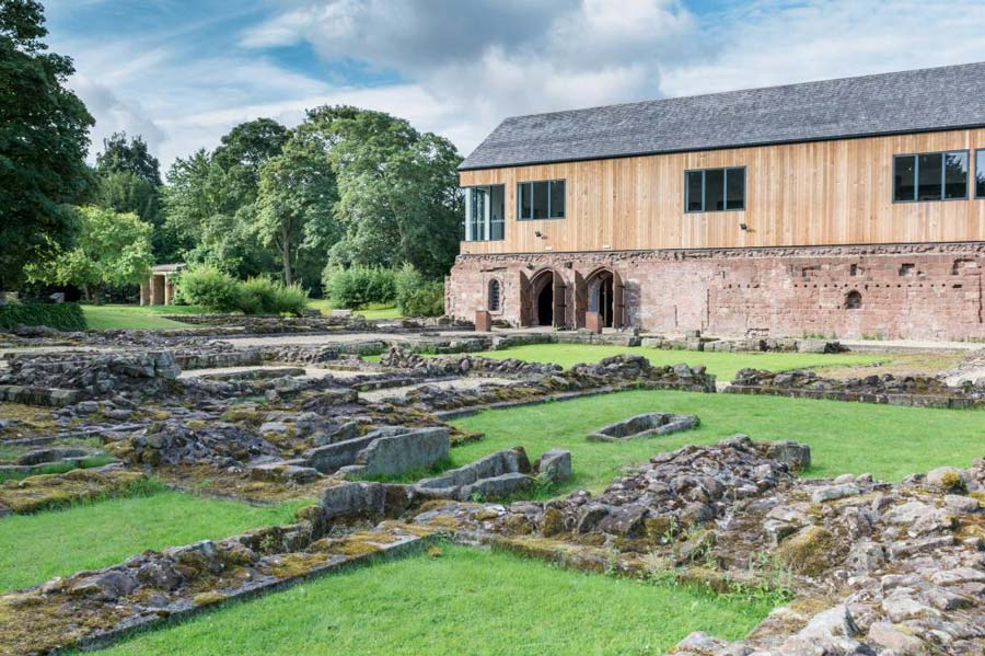 Norton Priory: The Most Excavated Monastic Site in Europe