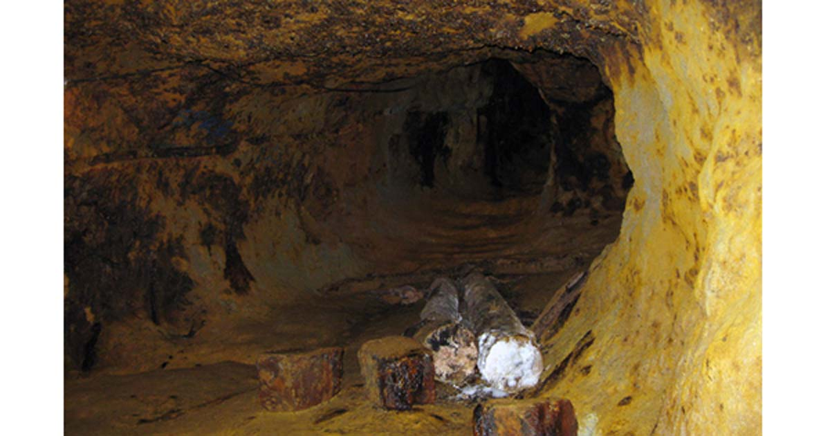 Valuable Enough to Kill For: 4,000-Year-Old Mine Which Was Hijacked by Foreign Forces Uncovered in Spain