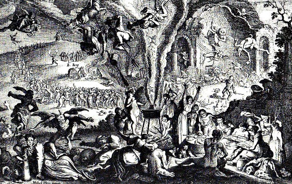 Club satan the witches sabbath scene 2 2