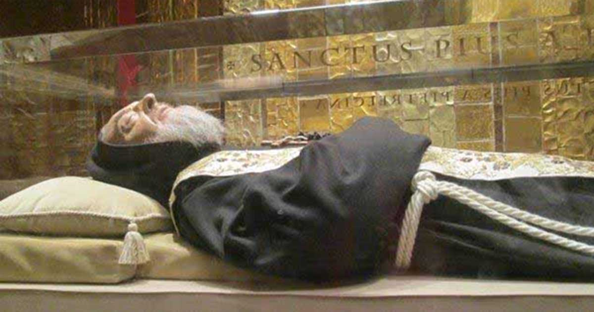 Padre Padilla, the Incorruptible: Body of Murdered Friar Remains Perfectly Preserved After Centuries