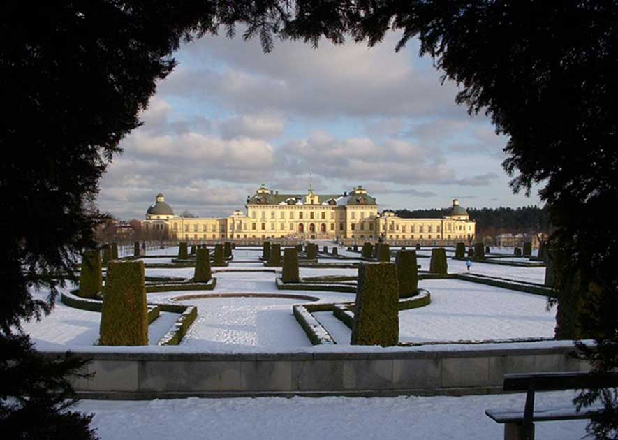 Queen of Sweden Says Her Old Palatial Home is Haunted by Friendly Ghosts