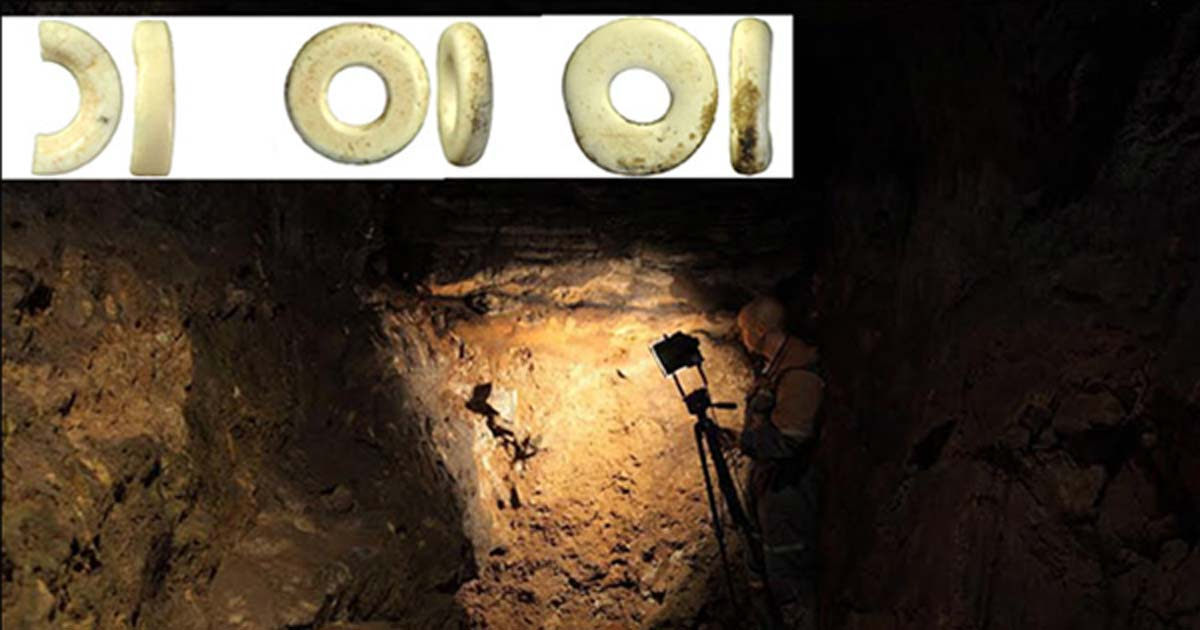 Paleolithic Jewelry: Still Eye-catching After 50,000 Years