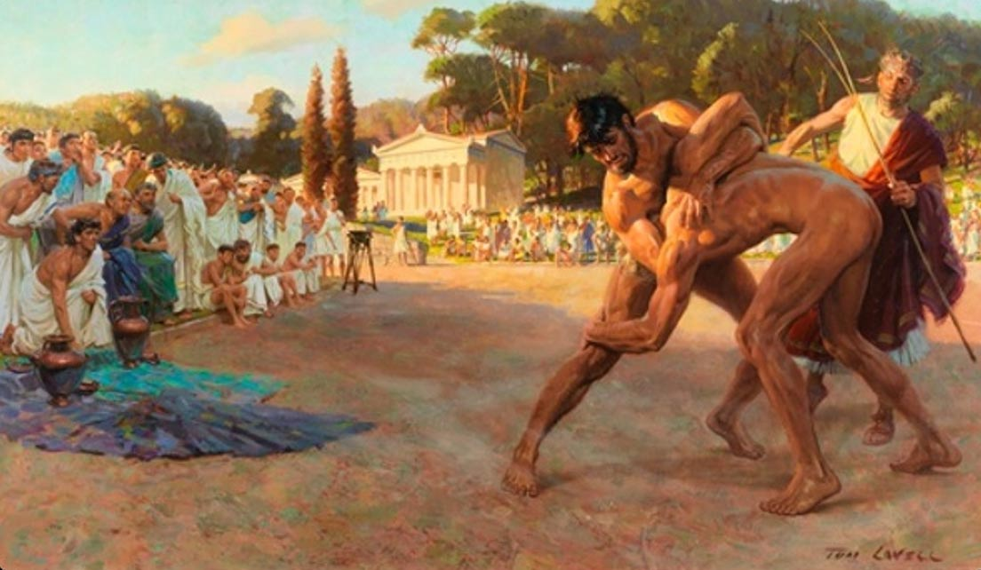 Pankration: A Deadly Martial Art Form from Ancient Greece