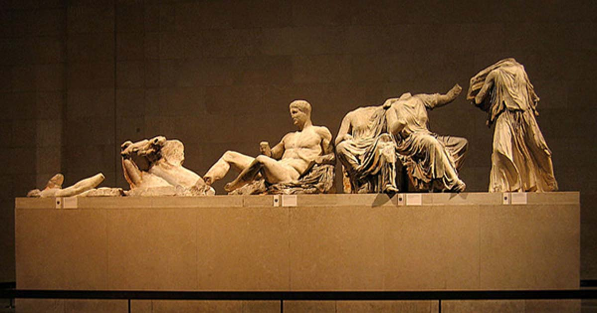 Will It Work? Greece Is Willing to Loan Archaeological Treasures in Exchange for the Parthenon Marbles