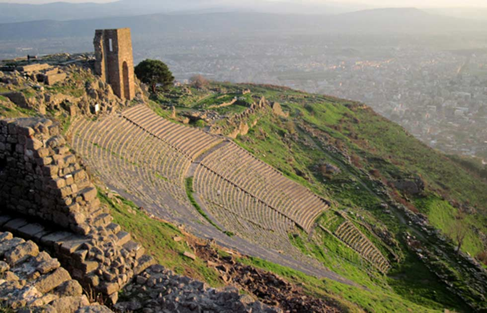 A Hellenistic Eden: One Ancient King's Attempt to Create the Perfect City on Earth
