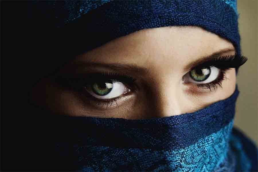 Persian princess. Credit: odnolko / Adobe Stock