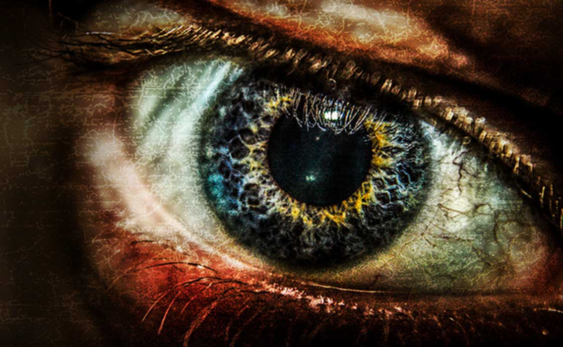 'Evil eye.'
