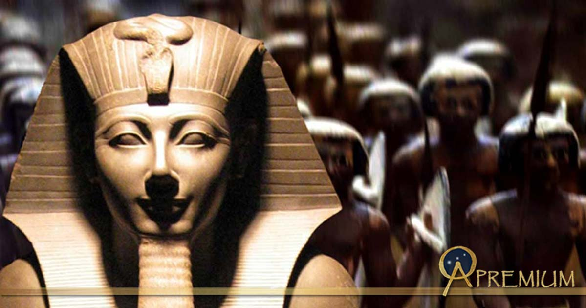 A Pharaoh's Exploits Recorded for All Time: The Battle of Megiddo—Part I