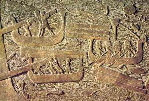 Sea Peoples - Philistines