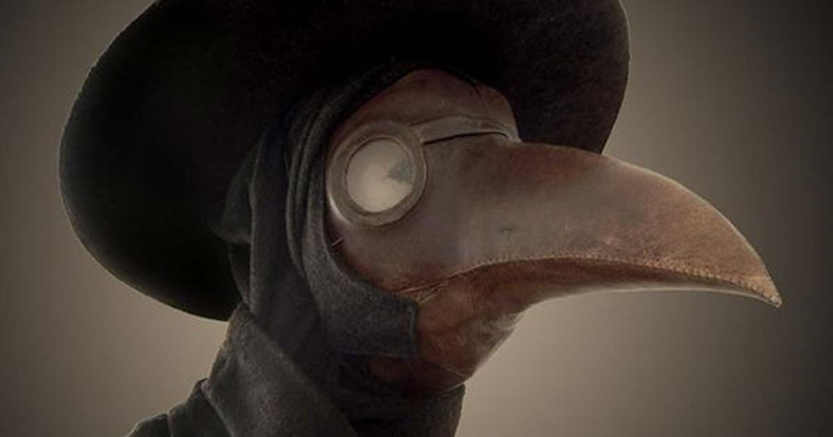 The Secrets Behind The Plague Doctors Terrifying Costume Ancient