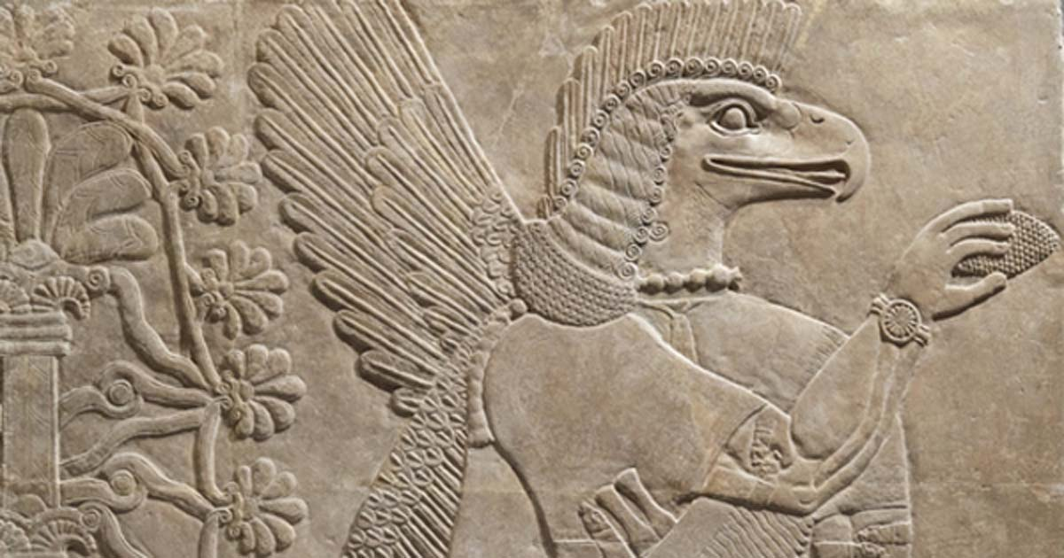 the powerful assyrians rulers of empires ancient origins