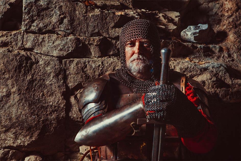 Prester John was a legendary Medieval king. Source: diter / Adobe Stock
