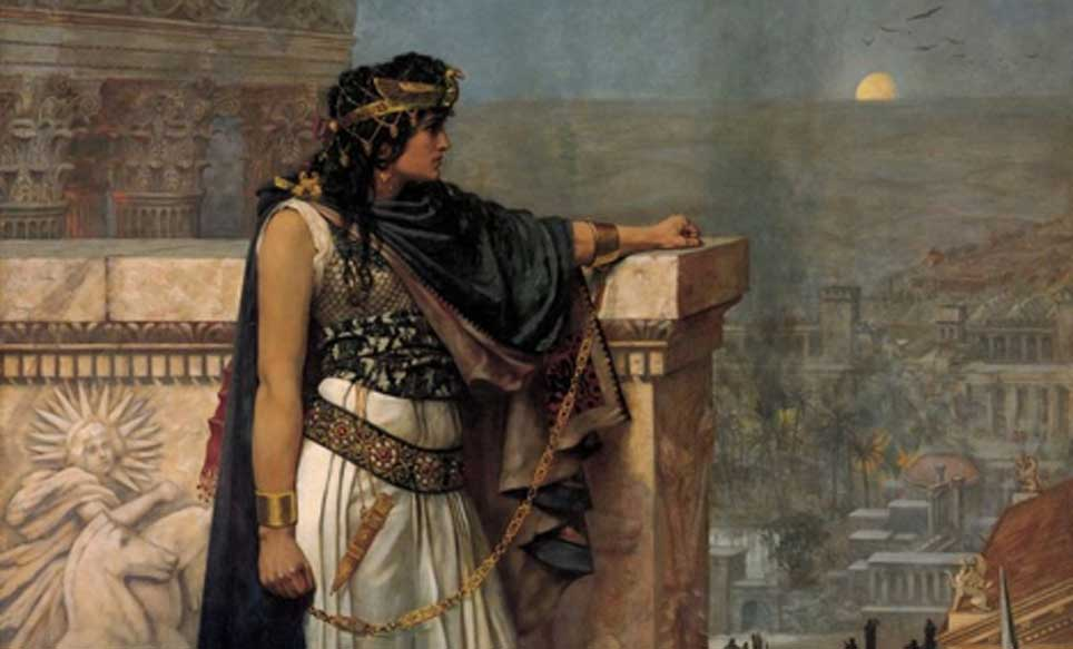 Did Descendants Of Cleopatra Vii Survive And Produce The Legendary Queen Zenobia Of Palmyra Ancient Origins