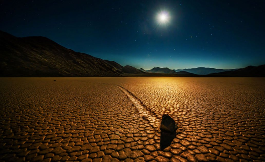 Image result for racetrack playa rocks