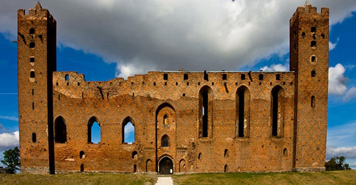 Radzyń Chełmiński Castle.