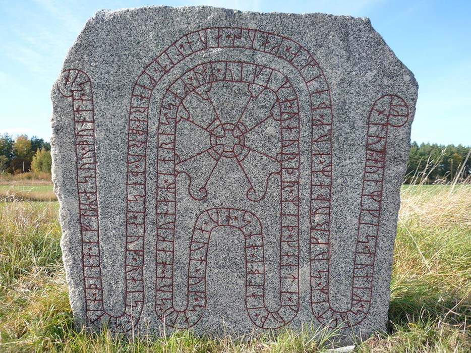 The Bro Runestone