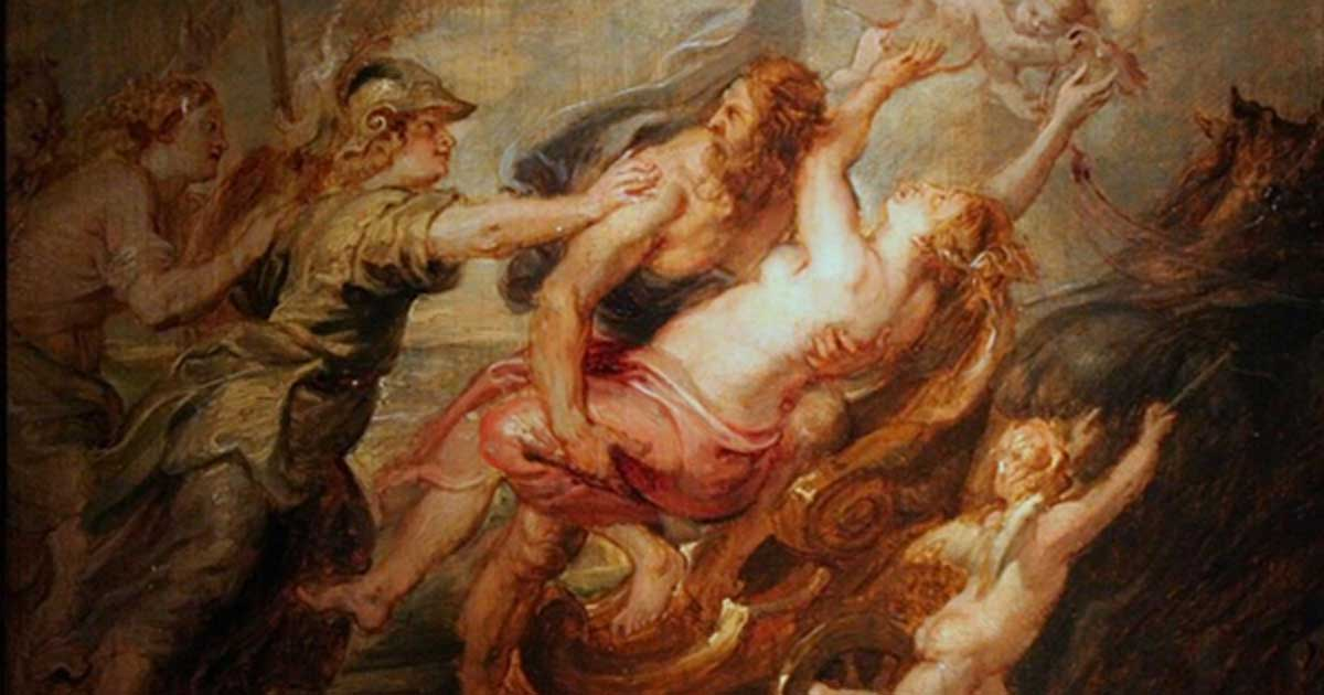 The Rape Of A Goddess How Demeter Beat The All Powerful Zeus
