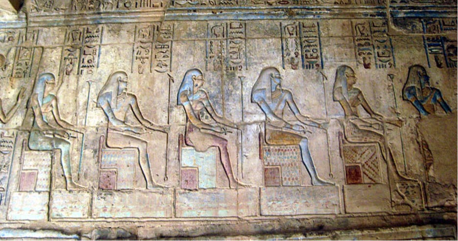 religion in old kingdom egypt Ancient egyptian history - the new kingdom (part one) the new kingdom of egypt was the time of the warrior pharaohs the short-lived religion of his father.