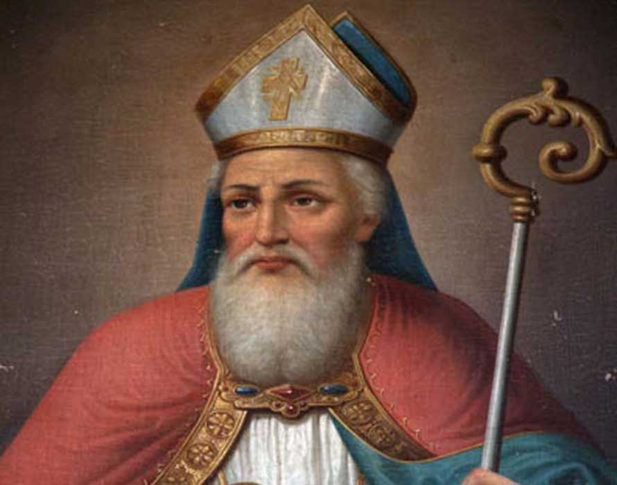 Portrait of Saint Nicholas