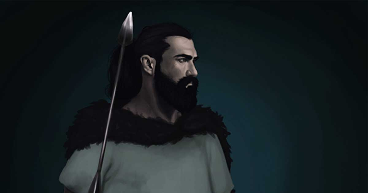 A soldier from the game Numantia. Credit: RECO Technology