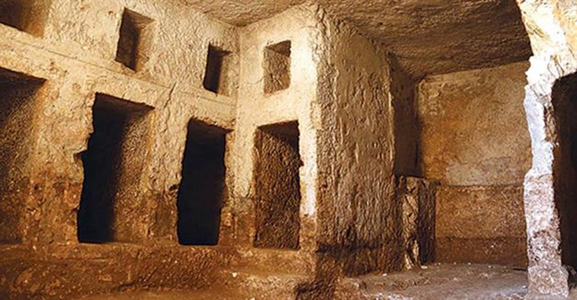 Rock-Cut Tombs in Turkey May be Part of Largest Necropolis ...
