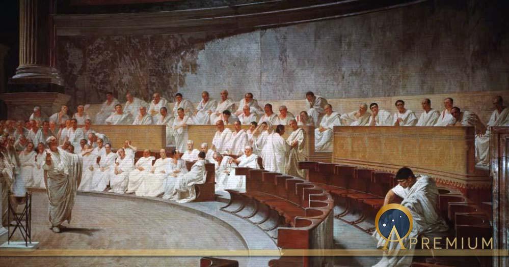 Roman Elections: The Rise and Fall Of Eccentric Roman Politicians