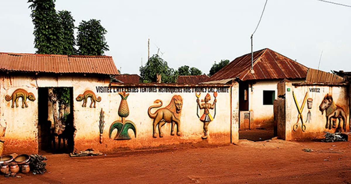 Royal Palaces of Abomey.