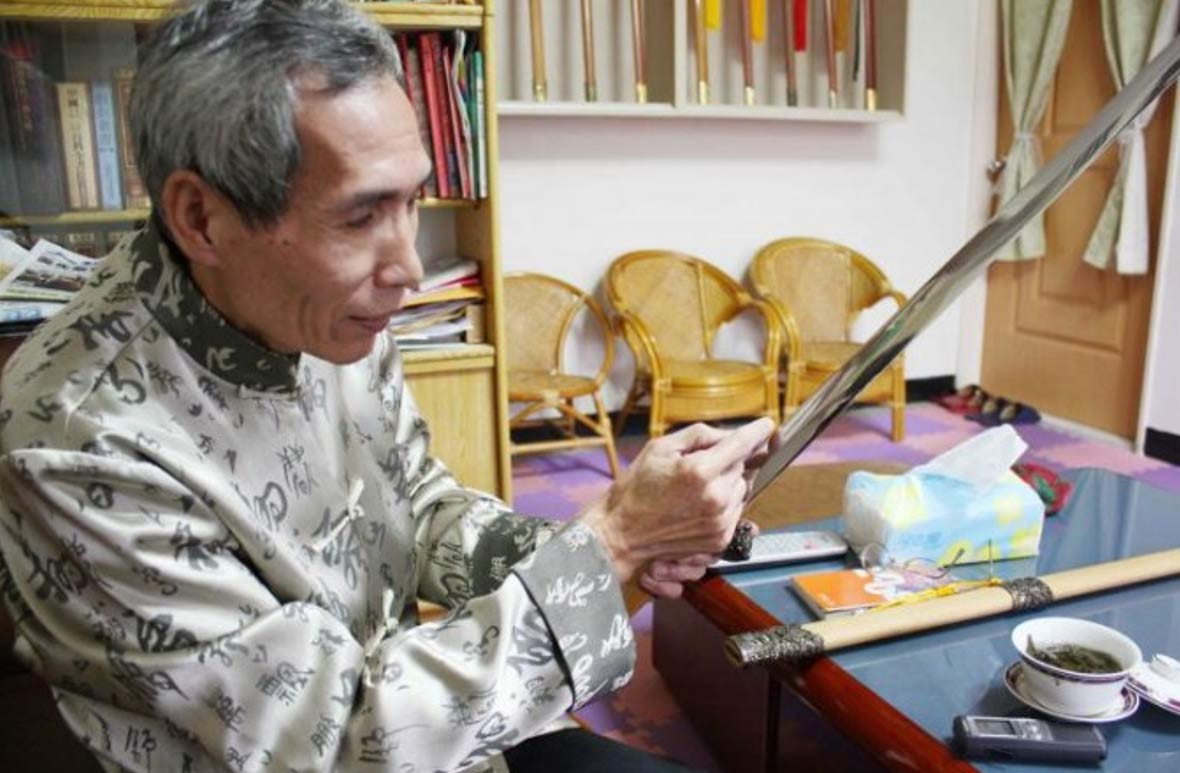 Swordmaker, Instructed in Dreams, Recreates Infallible Sacred Swords of Legend