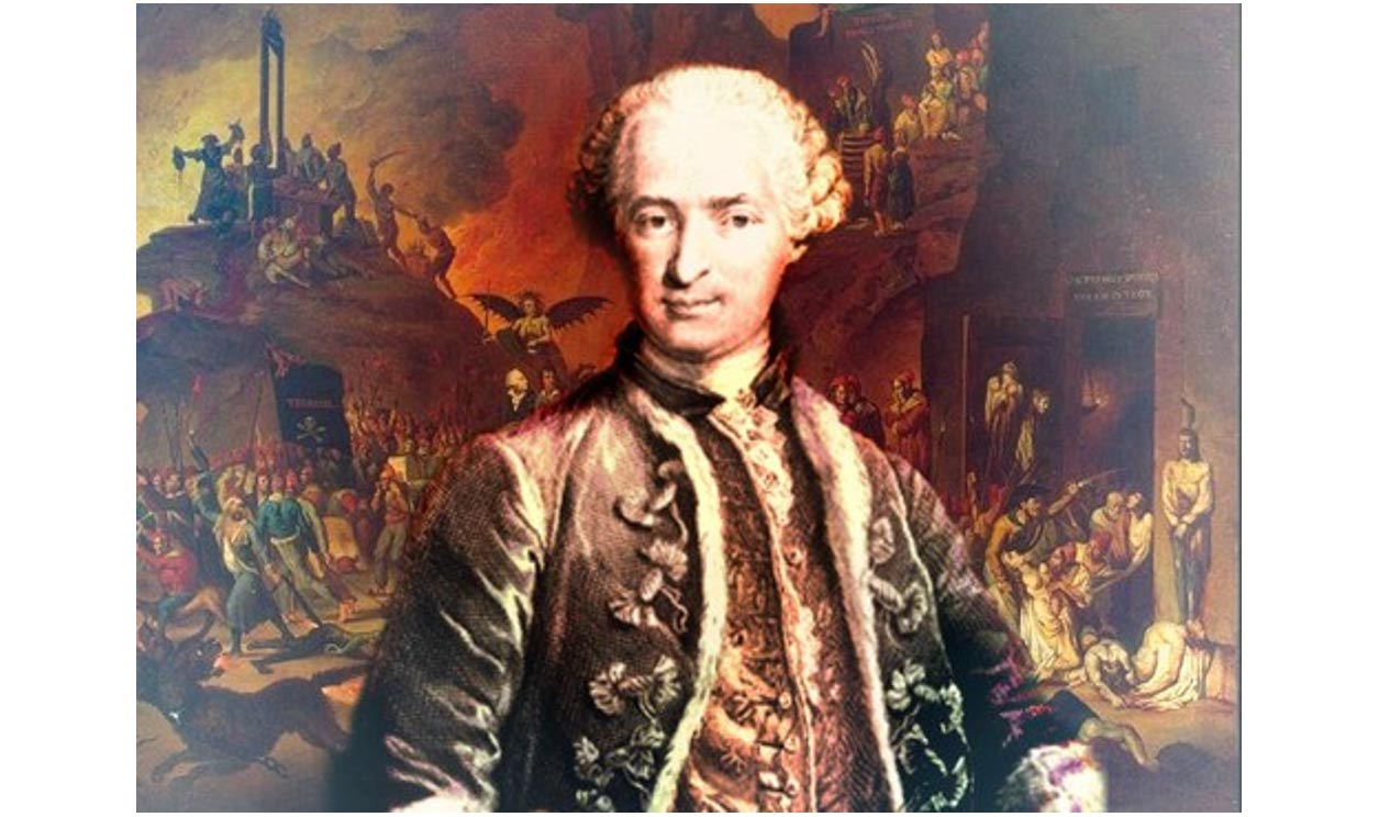 The Enigmatic Comte Saint Germaine