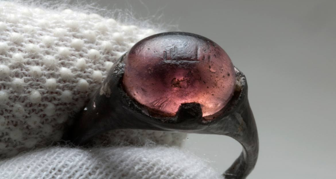 Seljuk ring discovered in Viking-era grave
