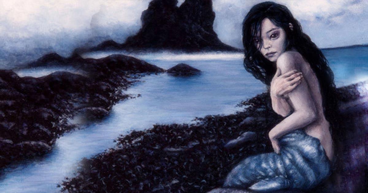 Selkies, gems of sea mythology by Gwillieth / DeviantArt