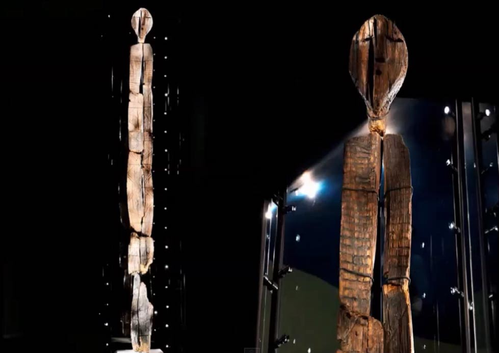 Oldest Wooden Statue in the World: The 10,000-Year-Old Shigir Idol