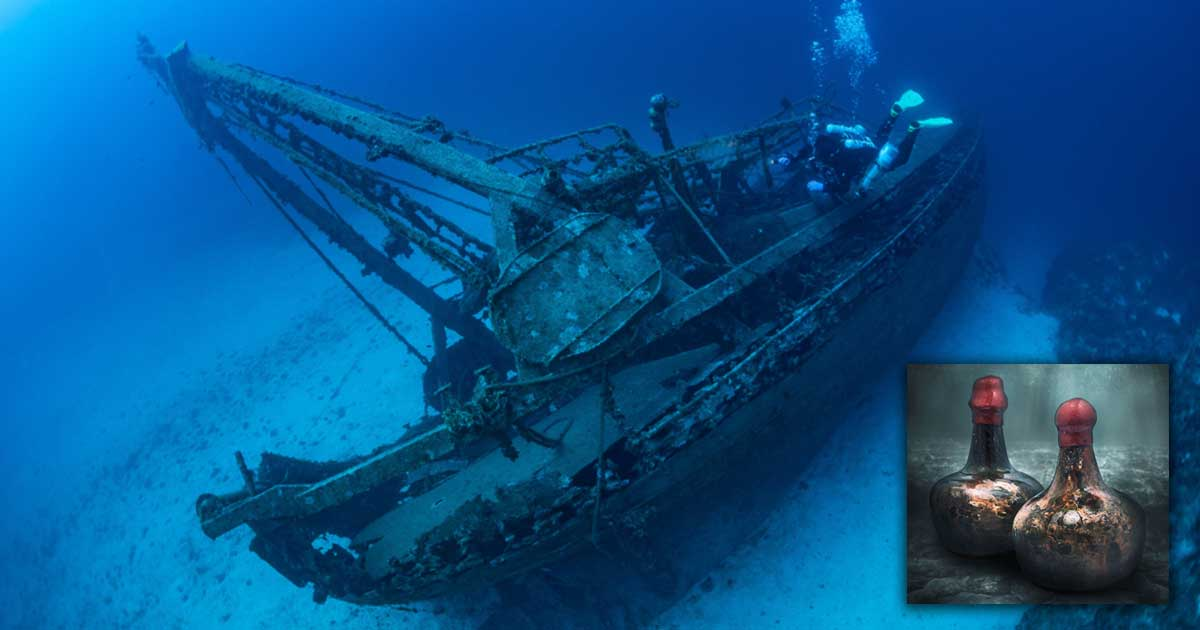 Major find as eight sunken ships discovered in the Aegean
